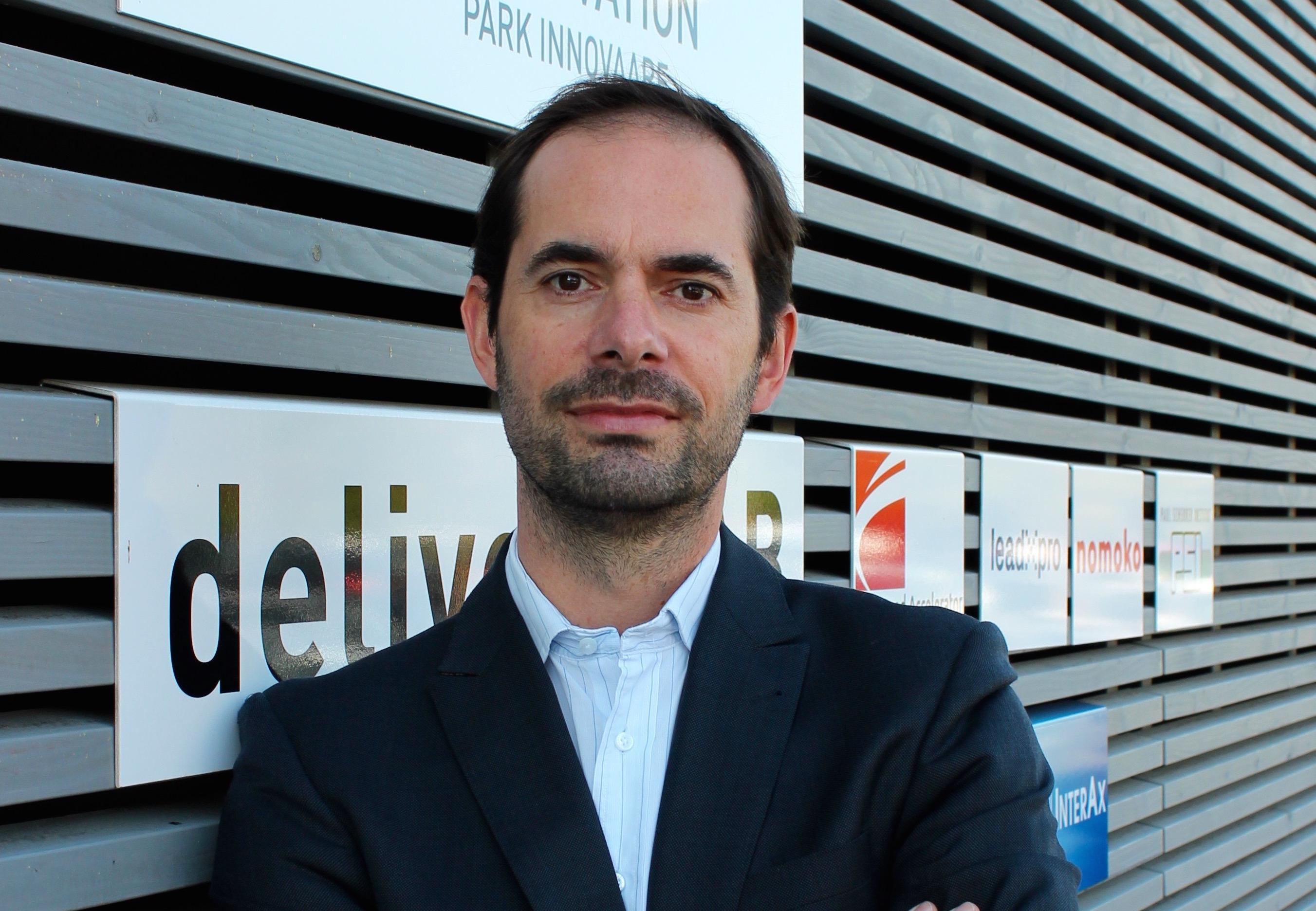 Nils Gebhardt, Managing Director PARK INNOVAARE
