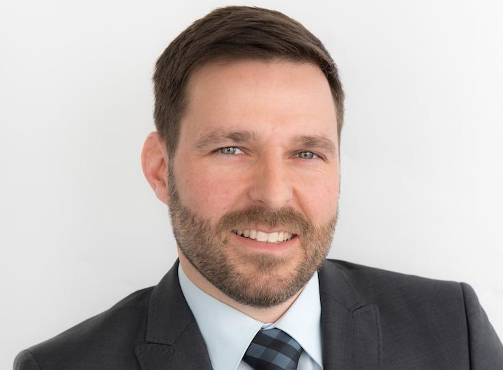 Florian Gautschi, Projektleiter Bereich Start-up, Aargau Services Standortförderung